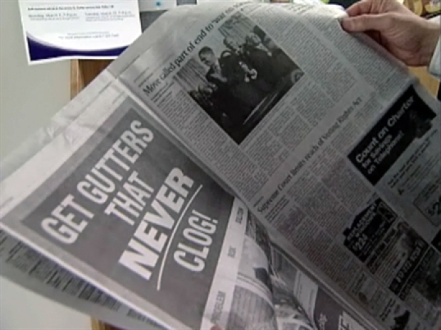 "[DFW] Star-T Named ""Endangered"" Newspaper"