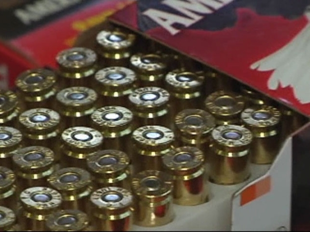 [DFW] Ammo Stolen from DPD Shooting Range