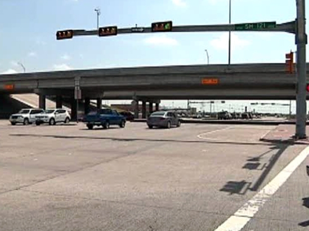 [DFW] City Wants to Cut Down on Left-Turn Collisions