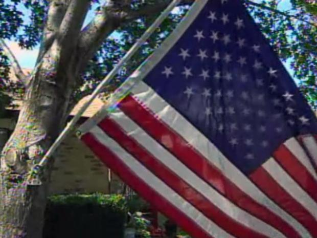 "[DFW] Homeowners Slam ""Un-American"" Decision Over Flag Flying"