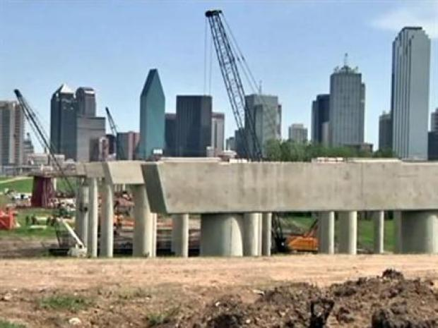 [DFW] Two More Years of Trinity Tollway Delay