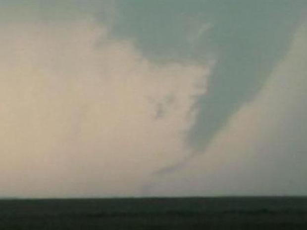 [DFW] Jack County Tornado