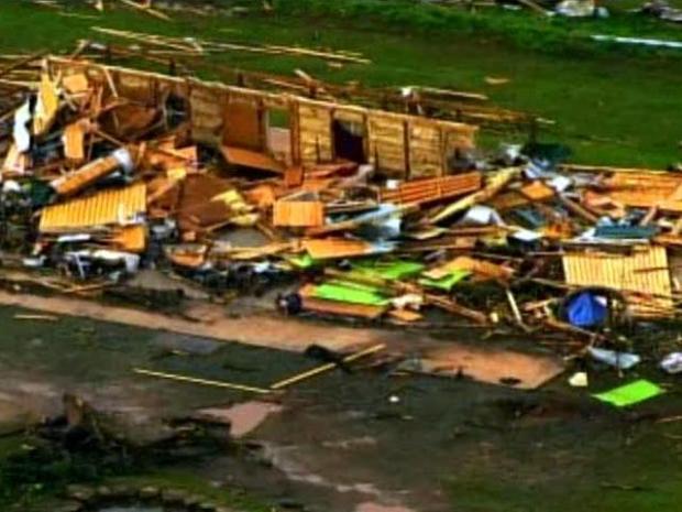 [DFW] Twisters Roar Through Heart of Tornado Alley