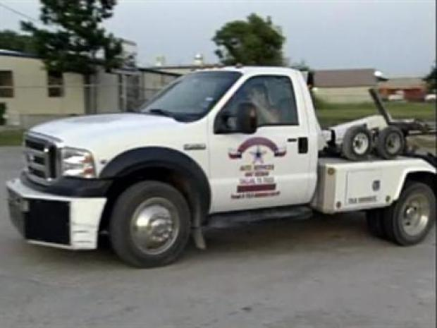[DFW] Dallas Tow Company Back in Business