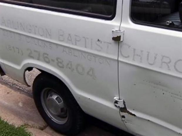 [DFW] Racist Graffiti on Church Van Shocks Pastor