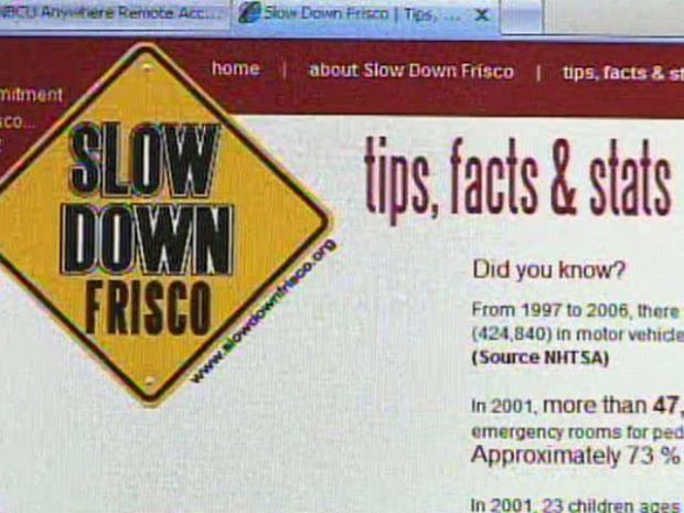 "[DFW] Frisco Fathers Hope To ""Slow Down Frisco"" One Driver At A Time"