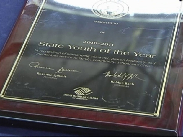 [DFW] Youth of the Year Award