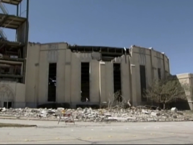 [DFW] Members Say Tornado Hit Made Church Stronger