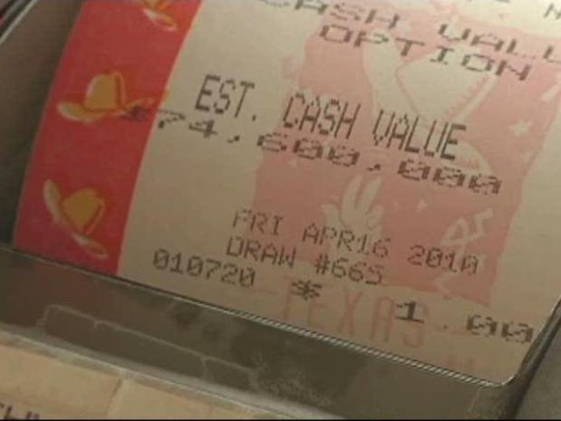 [DFW] Lotto Texas on a Losing Streak