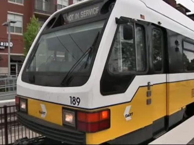 [DFW] DART Testing Light Rail for Better Cotton Bowl Service