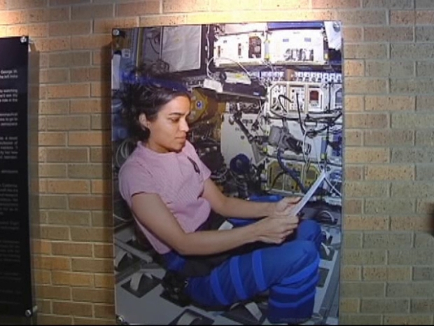 [DFW] Kalpana Chawla Honored at UTA