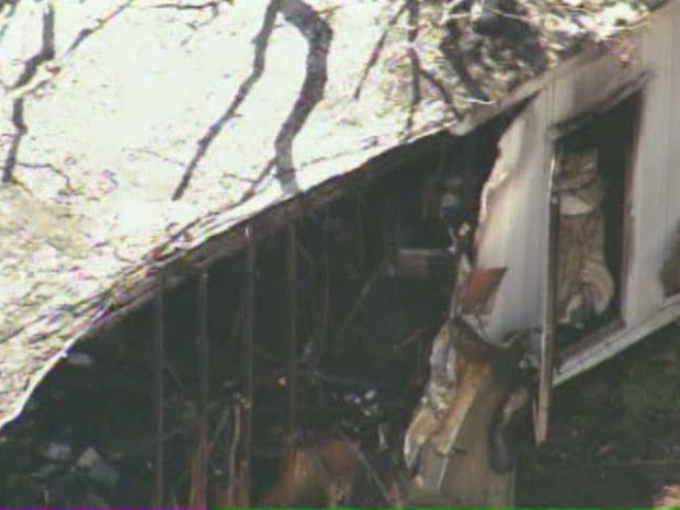 [DFW] Child, Woman Killed in Mobile Home Fire