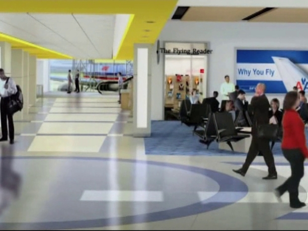 [DFW] New DFW Airport Revealed