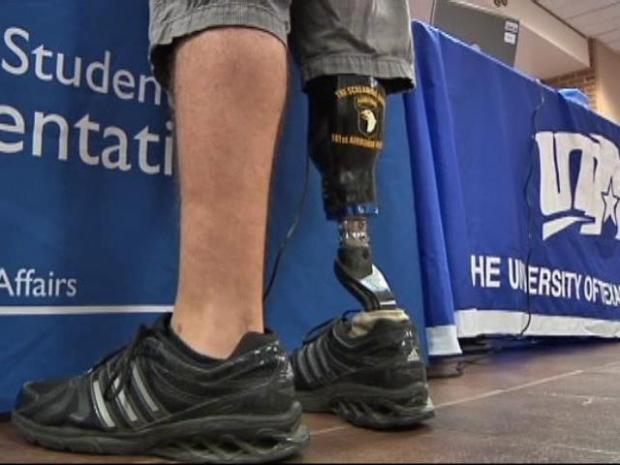 [DFW] Helping Veterans Go Back To School