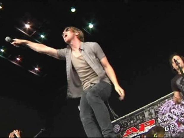 [DFW] Rocking the Warped Tour
