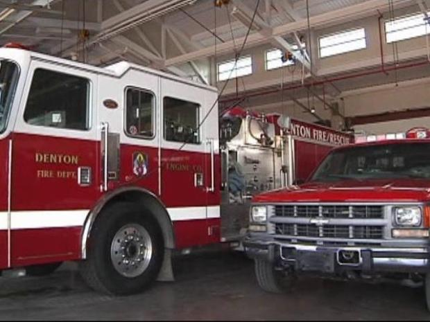 [DFW] Plan to Cut Overtime Worries Denton's Firefighters