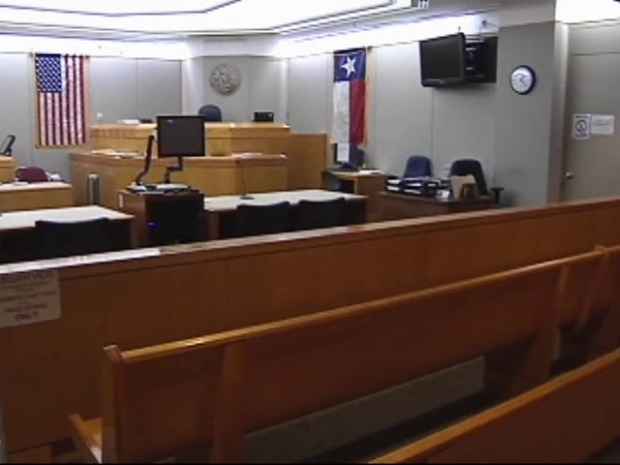 [DFW] Man Uses Razor Blade to Slit Throat in Court