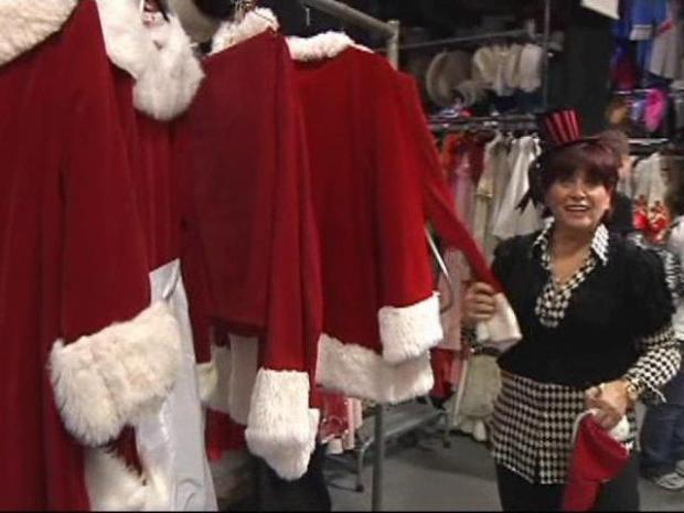 [DFW] Costume World Started With Just Five Santa Suits