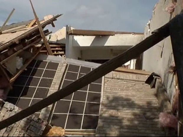 [DFW] Couple Witnesses Twister Firsthand