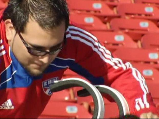 [DFW] FC Dallas Supporters  Are Super Fans
