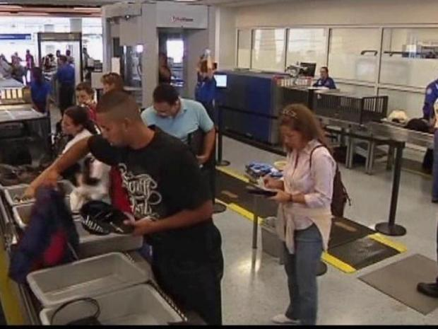 [DFW] Airport Security More Hands-On
