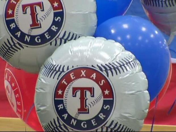 [DFW TEXAS RANGERS] World Series Boosting Arlington Pride