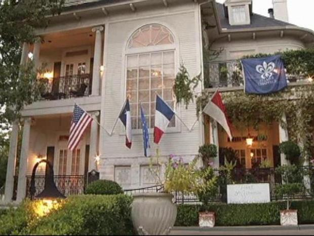 [DFW] Romantic Urban Escape at Hotel St. Germain