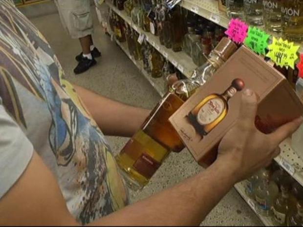 [DFW] Is Booze an Economic Indicator?