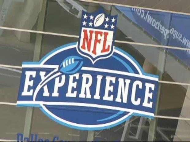 [DFW] Fans to Get in the Game at the NFL Experience
