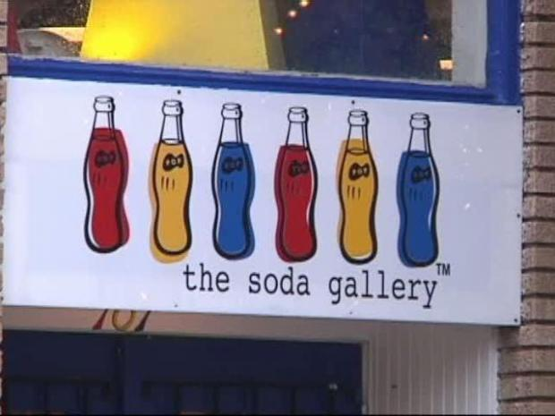 [DFW] Soda Gallery Will Pop Your Top