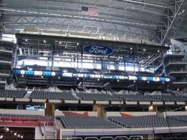 [DFW] Super Bowl Seat Controversy