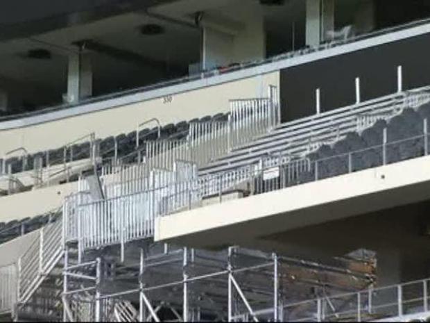 [DFW] Stadium Seating Blame Game Starts