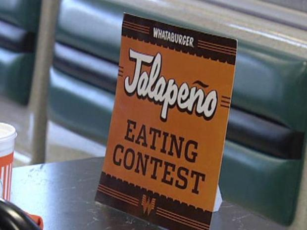 [DFW] Police Battle Firefighters in Jalapeno Challenge