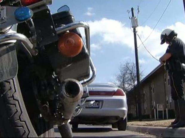 [DFW] Police Out In Full Force to Catch Fast Drivers