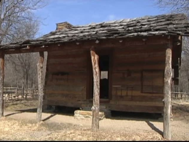 [DFW] Historic Log Cabin Discovered in Lewisville