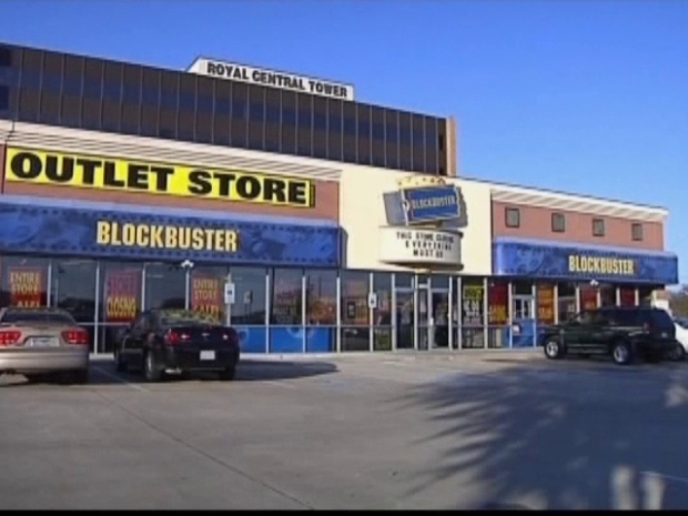 [DFW] Bankrupt Blockbuster Agrees To $290 Million Sale