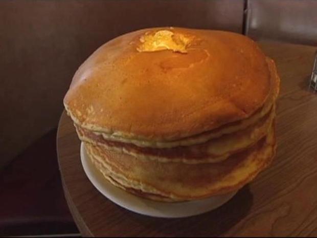 [DFW] Behold the Mega Pancake Challenge