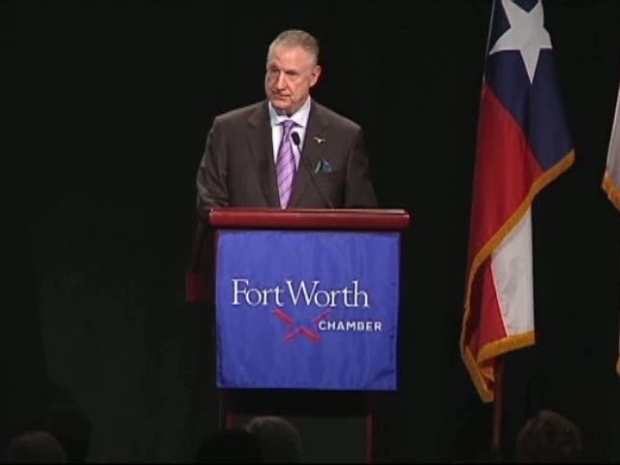 [DFW] Moncrief Delivers Final State of Fort Worth