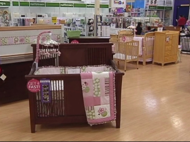 [DFW] Trade-In on Children's Items Provides Discount, Extra Safety