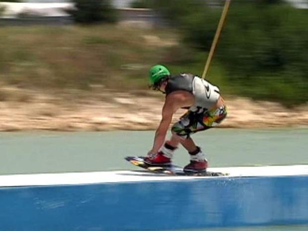 [DFW] Wakeboard Park Makes a Splash