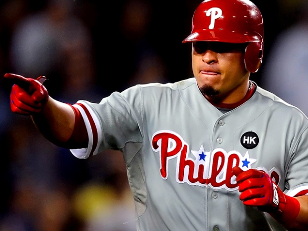 Images: Phillies Beat Dodgers in NLCS Game 1