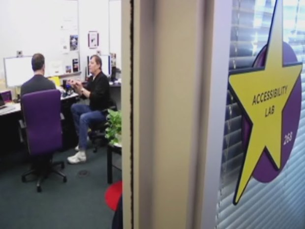 Inside Yahoo's Accessibility Lab