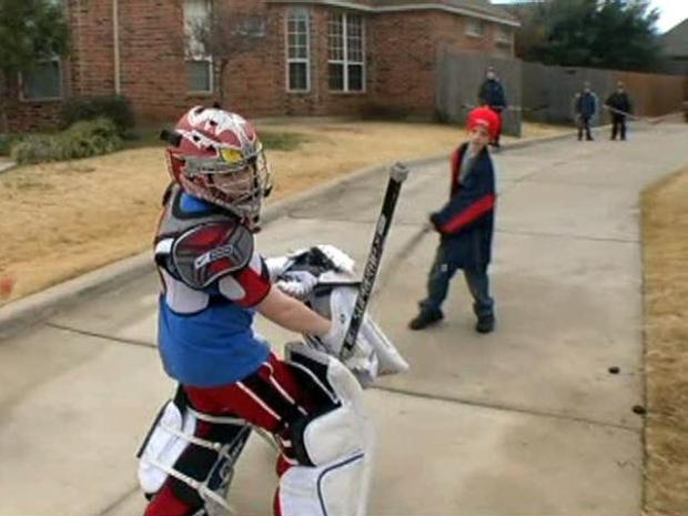 [DFW] Youth Hockey Players From Russia Compete in North Texas