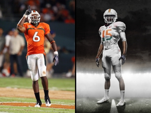 The U Gets New Uniforms