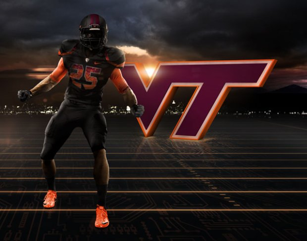 New Uniforms for Virginia Tech, Boise State