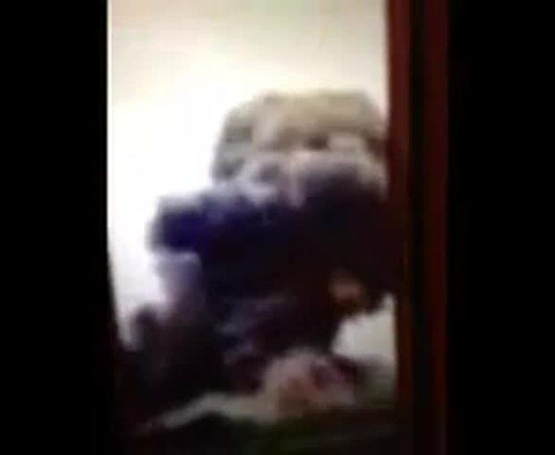 [UGCDFW-CJ-VID-breaking news] Viewer Video: Plant Explosion