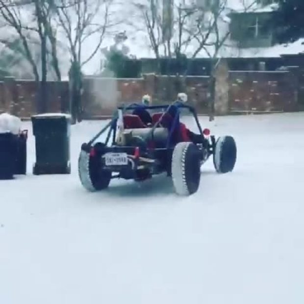 Dune buggy weather