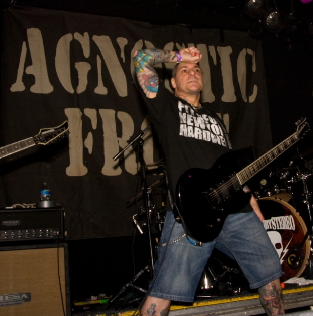 Where We Were: Agnostic Front At Trees