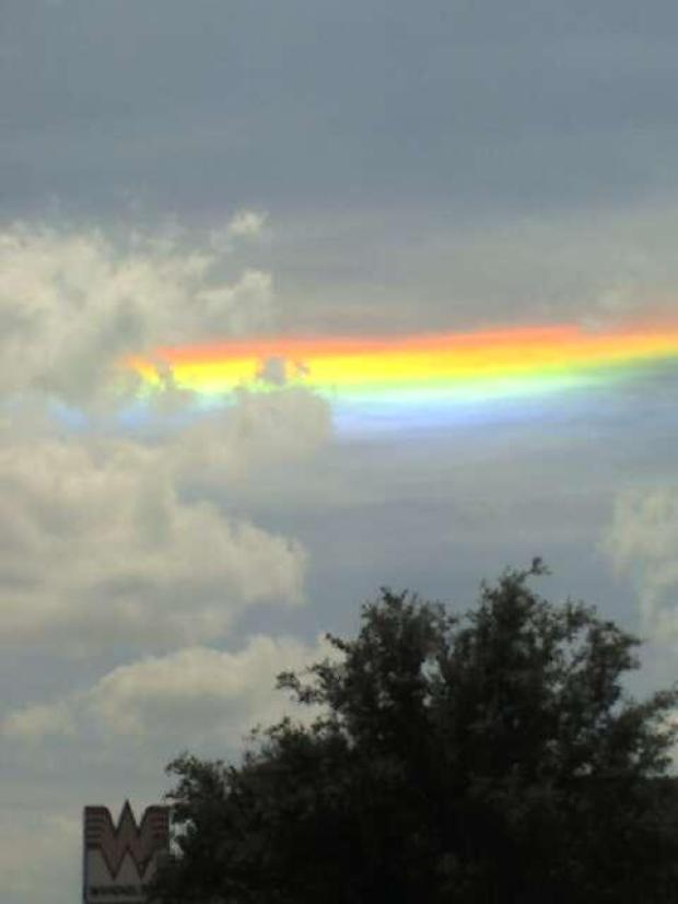 Circumhorizon Arc Over North Texas