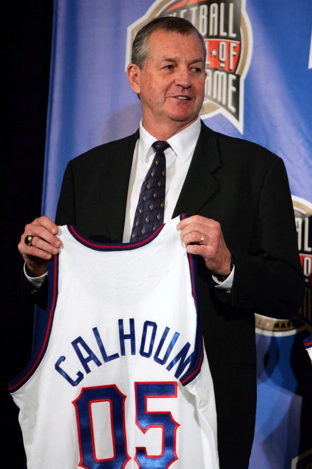 Coach Calhoun in Photos